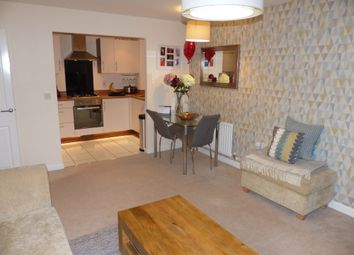 Thumbnail 2 bed flat for sale in Braymere Road, Hampton, Peterborough