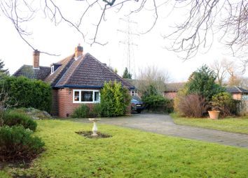 Thumbnail 3 bed detached bungalow for sale in Belton Lane, Grantham