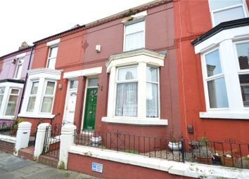 Thumbnail 2 bed terraced house for sale in Gladeville Road, Aigburth, Liverpool