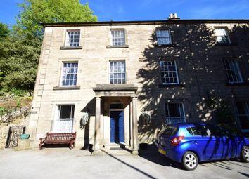 Thumbnail 2 bed flat to rent in North Parade, Matlock Bath, Matlock
