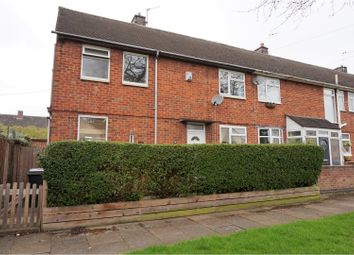 Thumbnail 3 bedroom semi-detached house for sale in Biddle Road, Leicester