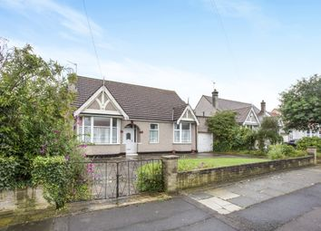 Thumbnail 3 bed detached bungalow for sale in Parkway, Ilford