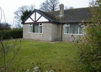 Thumbnail 3 bed detached bungalow to rent in Cockerham, Lancaster
