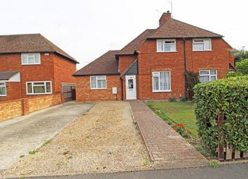 Thumbnail 3 bed semi-detached house for sale in Richmere Road, Didcot, Oxfordshire