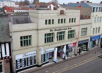 Thumbnail Commercial property for sale in 23-25 Swan Street, Loughborough, Leicestershire