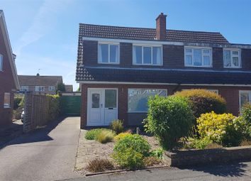 Thumbnail 3 bed semi-detached house for sale in Hoylake Drive, Mickleover, Derby