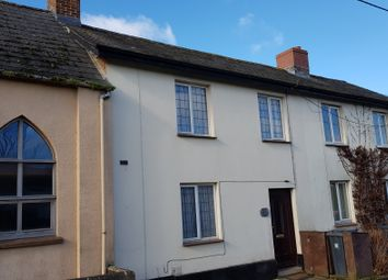 Thumbnail 2 bed terraced house to rent in Feniton, Honiton