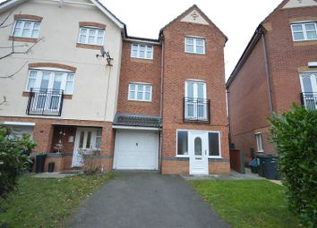 Thumbnail 3 bedroom town house to rent in Cookes Close, Neston