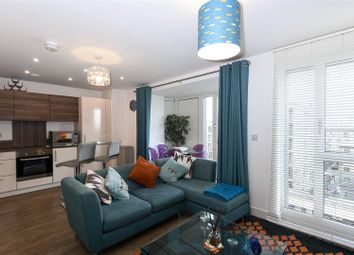 Thumbnail 1 bed flat for sale in Jefferson Plaza, London