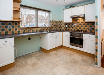 Thumbnail 2 bed semi-detached house to rent in Buzzard Road, Luton