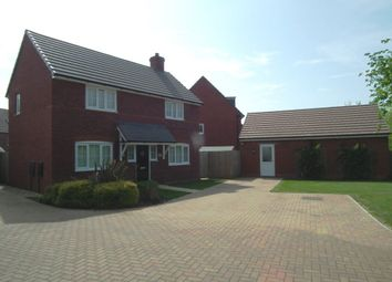 Thumbnail 3 bedroom property to rent in Hawthorn Road, Brixworth, Northampton