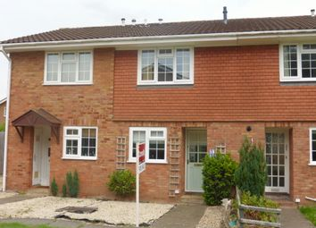 Thumbnail 2 bed terraced house for sale in Epsom Walk, Hereford