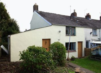 Thumbnail 2 bed end terrace house for sale in Somerset Road, Cinderford