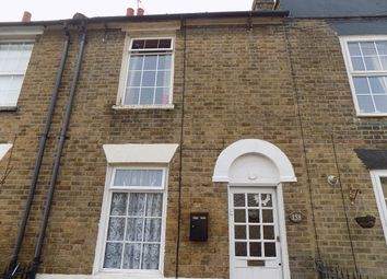 Thumbnail 2 bed terraced house for sale in Saunders Street, Gillingham