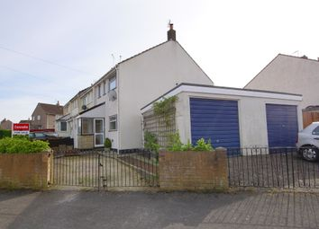 Thumbnail 3 bed end terrace house for sale in Spar Road, Yate, Bristol