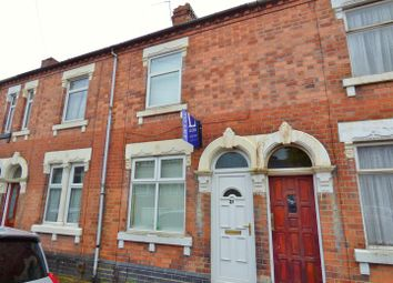 Thumbnail 2 bed property to rent in Haywood Street, Shelton, Stoke-On-Trent