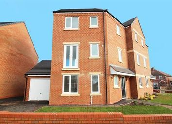 Thumbnail 4 bed semi-detached house for sale in Spring Lane, Pelsall, Walsall