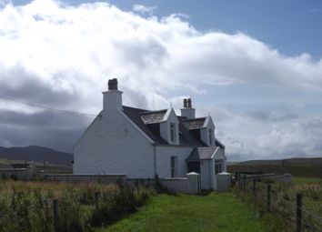 Thumbnail 2 bed detached house for sale in 7 Kilvaxter, Kilmuir, Isle Of Skye