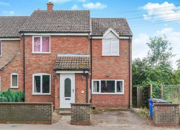 Thumbnail 3 bedroom semi-detached house for sale in Presland Court, Lakenheath, Brandon