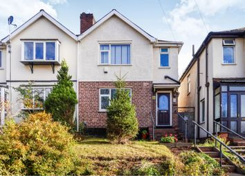 Thumbnail 2 bed semi-detached house for sale in Slade Road, Birmingham
