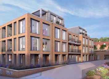 Thumbnail 2 bed flat for sale in Masefield House, Laureate Gardens, Henley-On-Thames