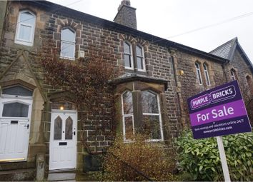 Thumbnail 4 bed terraced house for sale in Grane Road, Haslingden, Rossendale