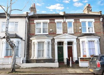 Thumbnail 3 bed terraced house for sale in Andalus Road, London