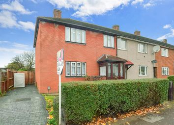 Thumbnail 3 bed end terrace house for sale in Manford Way, Chigwell, Essex