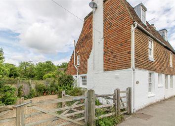 Thumbnail 2 bed semi-detached house for sale in Leigh Road, Hildenborough, Tonbridge