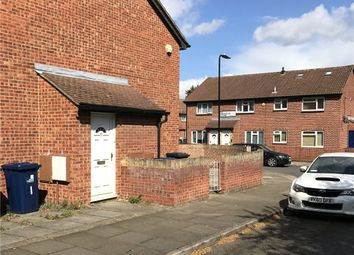 Thumbnail 1 bedroom end terrace house for sale in Nicholas Close, Greenford