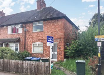 Thumbnail 3 bed terraced house to rent in Strathmore Avenue, Stoke