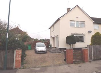 3 bed end terrace house for sale in Rochester Walk, Clifton, Nottingham, Nottinghamshire NG11