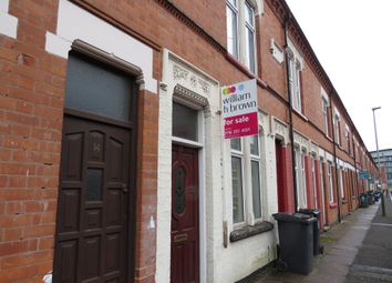 Thumbnail 3 bed terraced house for sale in Windermere Street, Leicester