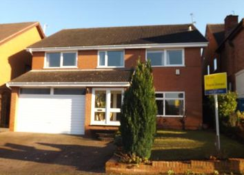 Thumbnail 5 bedroom detached house for sale in Bracey Rise, West Bridgford, Nottingham, Nottinghamshire