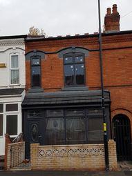 Thumbnail Terraced house for sale in Oakwood Rd, Birmingham