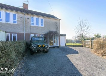 3 bed end terrace house for sale in Oake Close, Oake, Taunton, Somerset TA4