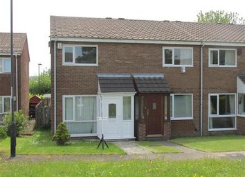Thumbnail 2 bedroom end terrace house for sale in Burnham Avenue, Newcastle Upon Tyne