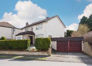 Thumbnail 4 bed detached house to rent in Grasmere Road, Purley