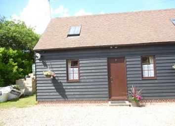 Thumbnail 1 bed property to rent in Bramble Farm Cottage C, Bramble Lane, Upminster, Essex