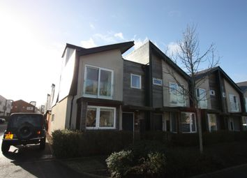 Thumbnail 3 bed end terrace house to rent in Clock House Rise, Coxheath, Maidstone