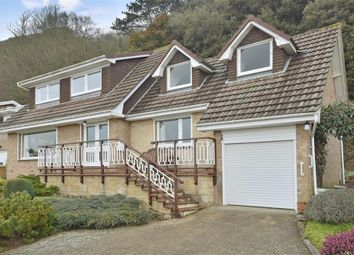 Thumbnail 4 bed bungalow for sale in Maples Drive, Ventnor, Isle Of Wight