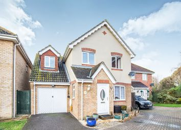 Thumbnail 4 bed detached house for sale in Harold Close, North Bersted, Bognor Regis