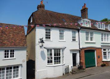 Thumbnail 5 bed end terrace house for sale in High Street, Charing, Ashford