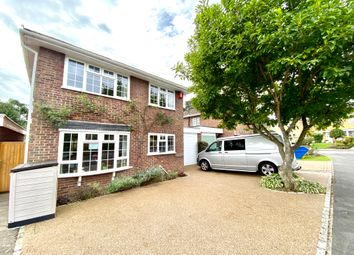 Harebell Close, Hartley Wintney, Hook RG27. 3 bed detached house
