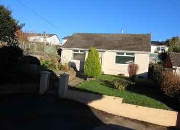 Thumbnail 2 bed bungalow for sale in Beach Hill, Milford Haven, Pembrokeshire.