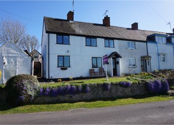 Thumbnail 2 bed cottage for sale in The Green, Breedon On The Hill