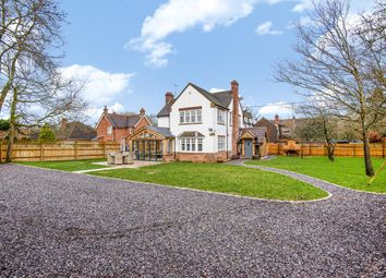 Thumbnail 4 bed detached house to rent in Upper Bucklebury, Berkshire