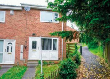 Thumbnail 2 bedroom end terrace house for sale in Warenmill Close, West Denton Park, Newcastle Upon Tyne
