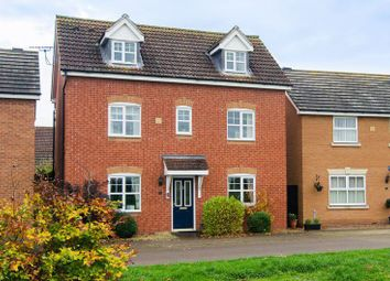Thumbnail 4 bed detached house to rent in Bredon Drive, Hereford
