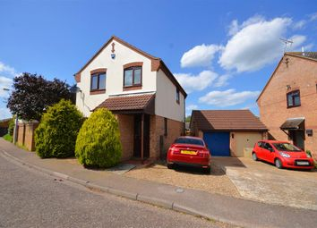 Thumbnail 3 bed property for sale in Fletcher Way, Acle, Norwich